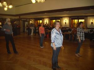 Line Dance Gruppe 2014